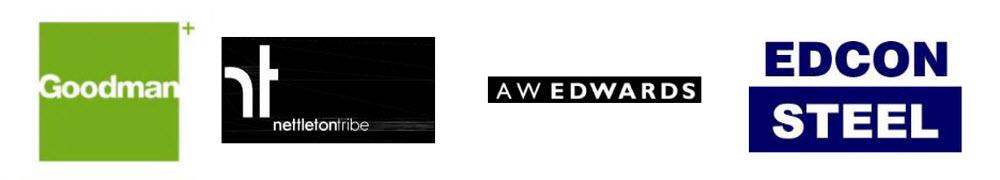 Network Ten HQ logos