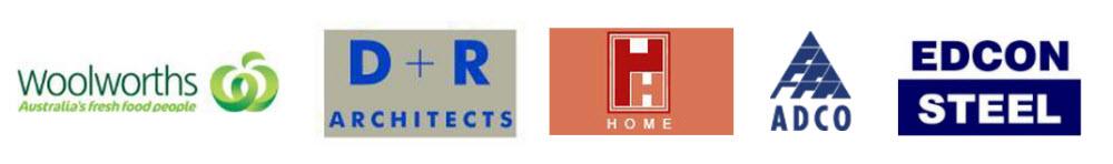 Woolworths Leura logos
