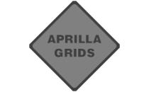 Aprilla Grid Logo