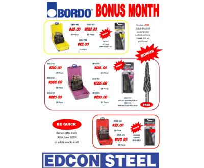 Bordo Bonus Month