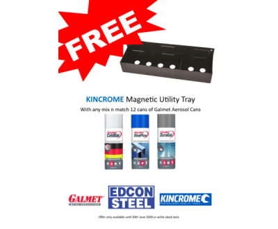 Galmet Kincrome Magnetic Utility Tray Giveaway