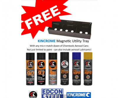 Chemtools Kincrome Magnetic Tray Giveaway
