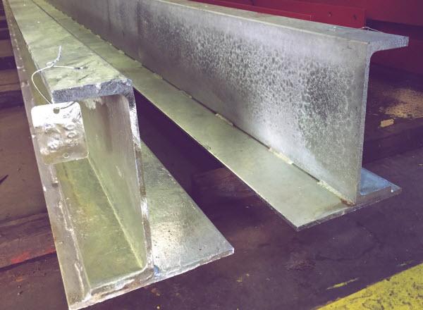 Lintel or lintel beam
