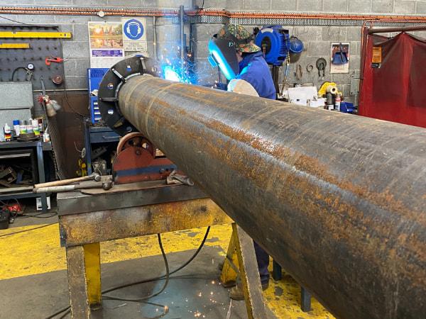 Australian welding standards