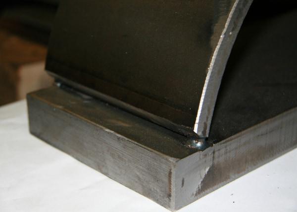 Butt welds