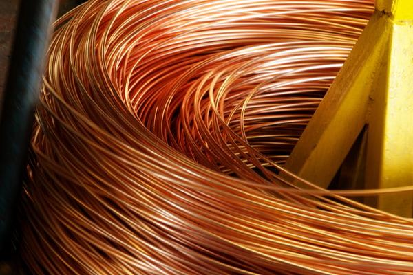 Copper applications