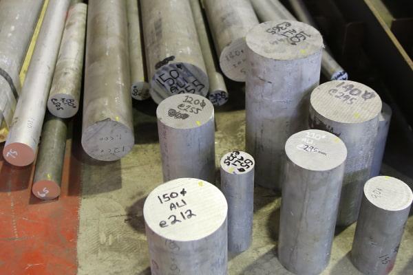 Steel offcuts