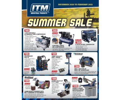 ITM Summer Sale