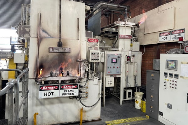 Choosing the right metals and heat treatment