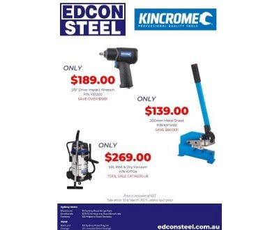 Kincrome Sale