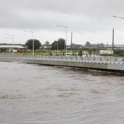 Floods put further strain on steel supply