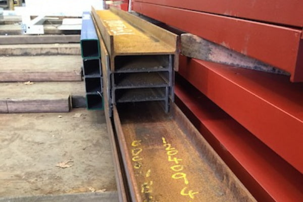 What is structural steel?