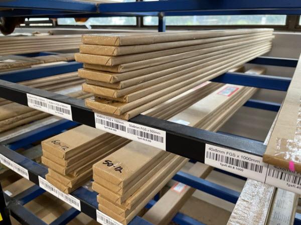 Types of tool steel grades