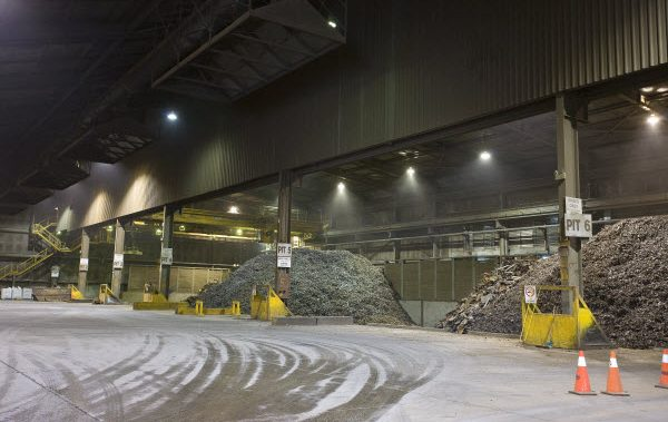 The steel recycling journey